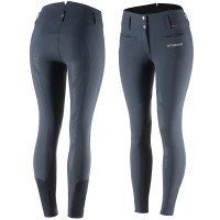 B/Vertigo - Tiffany - High Waist - Breeches - Navy