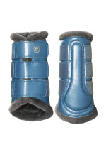 ES  -  PARISIAN BLUE - BRUSHING BOOTS