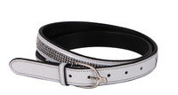QHP - Belt Vegas - White