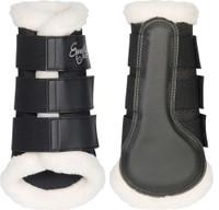 PROTECTION BOOT - FLEXTRAINER AIR - BLACK