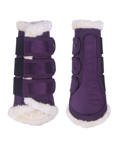 QHP - Protection Boot - Astana - Purple