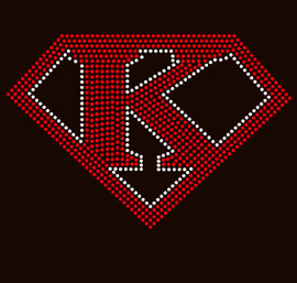Custom Order- Super K Rhinestone transfer