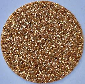 Light Gold Glitter Vinyl Sheet Heat Transfer