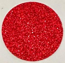Red Glitter Vinyl Sheet Heat Transfer