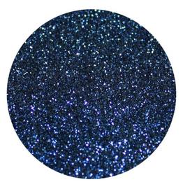 Navy Blue Glitter Vinyl Sheet