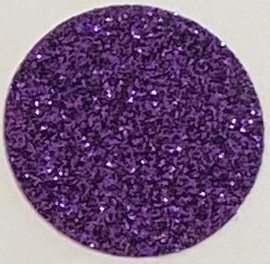Deep Purple Glitter Vinyl Sheet
