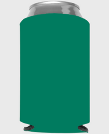 Teal - Plain Koozie or Can cooler