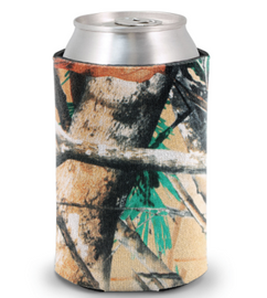 True Life Camo - Plain Koozie or Can cooler