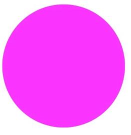 Neon Pink - PU Vinyl Sheet/Roll HTV