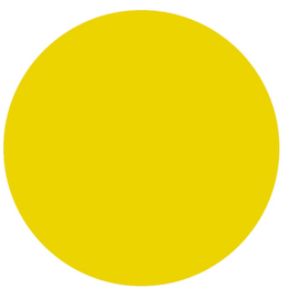 Lemon Yellow - PU Vinyl Sheet/Roll HTV