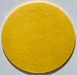Yellow - FLOCK Vinyl Sheet/Roll HTV