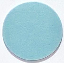 Sky Blue Super FLOCK Vinyl Sheet/Roll HTV