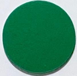 Green Super FLOCK Vinyl Sheet/Roll HTV