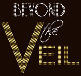 Beyond The Veil custom order Rhinestone Transfer