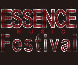 Essence Music Festival - custom Rhinestone Transfer
