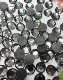 Black Diamond 3mm 10ss Premium Quality Loose Hotfix Rhinestone