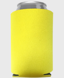 MariGold - Plain Koozie or Can cooler