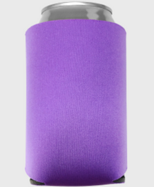 Orchid - Plain Koozie or Can cooler