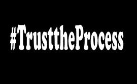 #TrusttheProcess - Vinyl Transfer