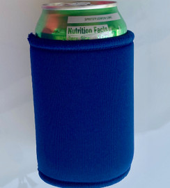 Stubby Can cooler Neoprene 5mm (Navy Blue)