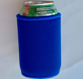 Stubby Can cooler 5mm Neoprene (Royal Blue)