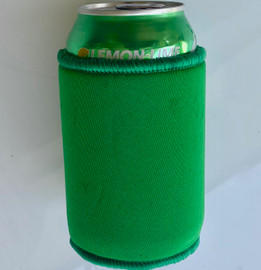 Stubby Can cooler 5mm Neoprene (Green)