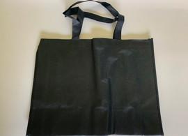 "Medium Tote Bag (Black) 16""W x 12""H x 6""D"