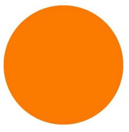 Orange PVC 11 - SIGN Vinyl Sheet/Roll (PVC)