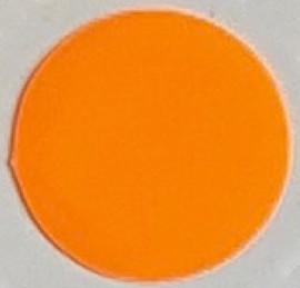 Neon Orange PVC 19 - SIGN Vinyl Sheet/Roll (PVC)