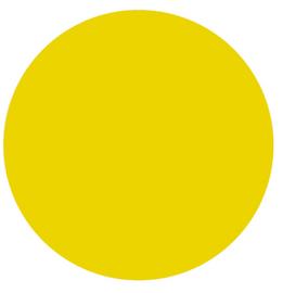 Lemon Yellow PVC 23 - SIGN Vinyl Sheet/Roll (PVC)
