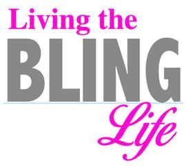 Living the BLING Life - vinyl transfer
