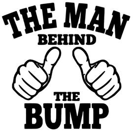 The Man Behind the Bump Vinyl Transfer (White vinyl)