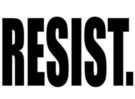 RESIST. Vinyl Transfer
