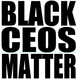 Black CEOS Matter - Vinyl Transfer