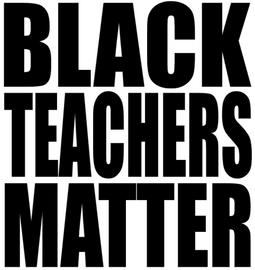 Black TEACHERS Matter - Vinyl Transfer