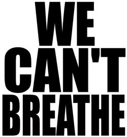 We Can't Breathe - Vinyl Transfer