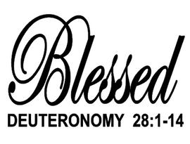 Blessed Deuteronomy - Vinyl Transfer