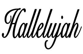 Hallelujah - Vinyl Transfer
