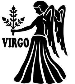 VIRGO Zodiac horoscope Vinyl Transfer