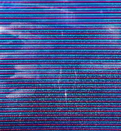 Blue stripes Hologram Vinyl Sheet/Roll HTV