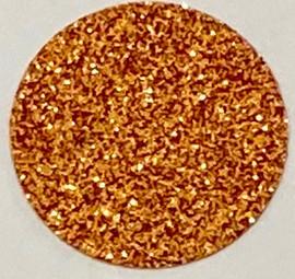 Orange Gold Glitter Vinyl Sheet/Roll HTV