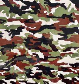 Military green Flex Foil Vinyl Sheet/Roll HTV