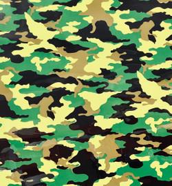 Military yellow  Flex Foil Vinyl Sheet/Roll HTV