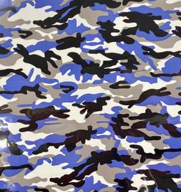 Military blue  Flex Foil Vinyl Sheet/Roll HTV