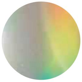 Rainbow - Hologram Vinyl Sheet/Roll HTV