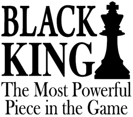 (VINYL TRANSFER) Black KING, The Most Powerful piece in the Game