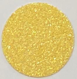 Rainbow Yellow  Glitter Vinyl Sheet/Roll HTV