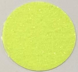 Neon Yellow  Glitter Vinyl Sheet/Roll HTV