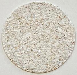 Gold Dot White Vinyl Sheet/Roll HTV