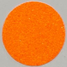 Neon Orange Glitter Vinyl Sheet/Roll HTV
